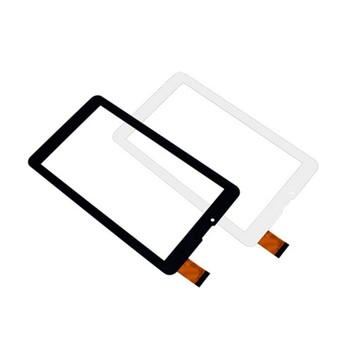 Jauno 7 collu Touch Screen Panelis Digitizer Stikla Diva Premium 3G M703GN , M703GS