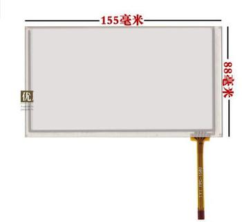 Lielisku ekrāna 6.2 collu touch screen /155*88/HSD062IDW1 A01/TM062RDH03/PW062XS1